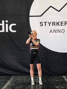 Izzy Lillehammer Oslo 2