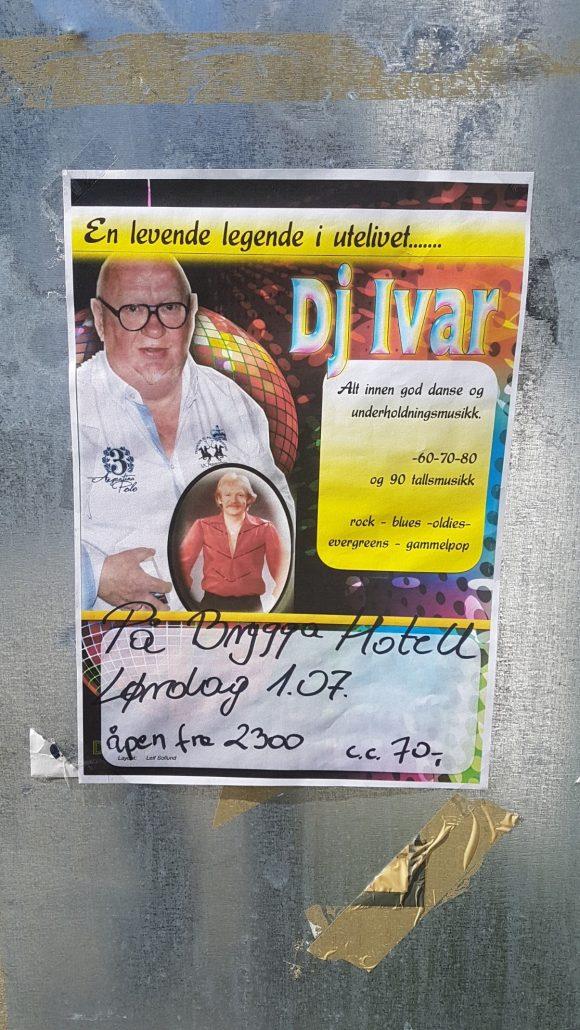 DJ Ivar kjørte dansegulvet